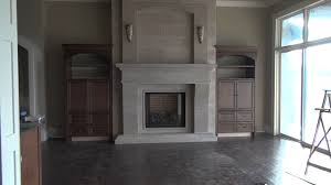 cast stone fireplace youtube idolza