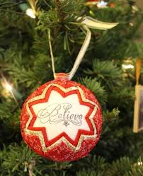 quilted ornament healthy