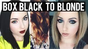 black hair to blonde hair transformations box black to blonde hair transformation silver hair journey part