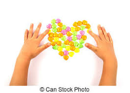 s day heart candy s heart candy s day candy hearts stock