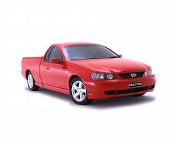ford ba falcon ute and cab chassis review 2002 05