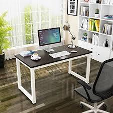 Simple Desks For Home Office Bonnlo Computer Desk Home Large Office Desk Modern