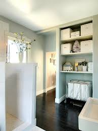 Accessible Bathroom Design Pretty Rolling Laundry Basket In Bathroom Contemporary With