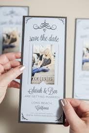 Save The Date Cards Free Magnet Save The Date Free Printable Tutorial