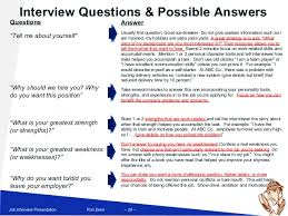 job interview personality questions interview feb2013 130109154031 phpapp01
