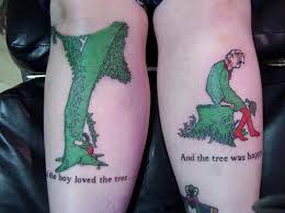 the giving tree tattoos best 25 giving tree tattoos ideas on