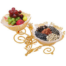 Decorative Fruit Bowl by Online Buy Wholesale Decorative Glass Fruit Bowl From China