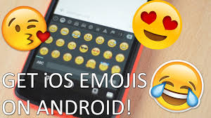 how to get on android how to get ios emojis on android 2016