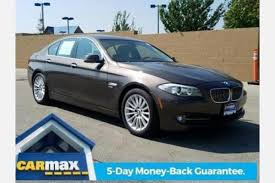 bmw 5 series for sale used used bmw 5 series for sale in kansas city mo edmunds