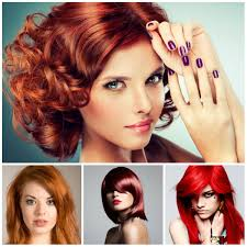 Shades Of Red Color Shades Of Red Hair Color For 2017 Haircolors Trends