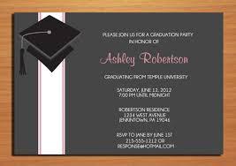 graduation invitation template graduation party invitation templates graduation party invitation
