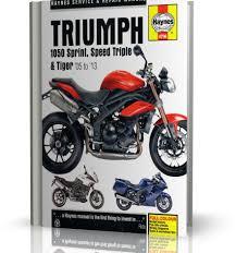 Triumph 1050 Sprint St Speed Triple Tiger 2005 2013