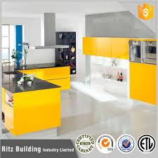 yellow kitchen cabinet yellow kitchen cabinet yellow kitchen cabinet suppliers and