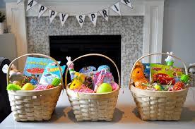 kids easter baskets suburbs kids easter baskets