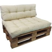 rembourrage canapé coussins de palette ecru siège dossier rembourrage pour canapé ebay
