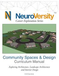 community spaces and design curriculum e manual u2013 neuroversity
