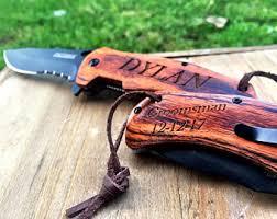 Groomsmen Knives Engraved Personalized Engraved Knife Engraved Pocket Knife Pocket