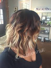 color melt ombre balayage hair hair by me pinterest color