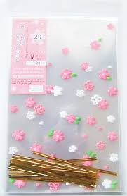 gift plastic wrap pink cherry blossom flower plastic gift wrapping ba flickr