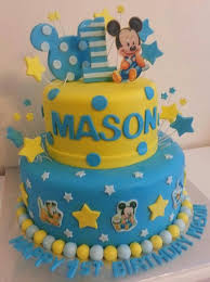 best 25 baby mickey mouse cake ideas on pinterest mickey 1st