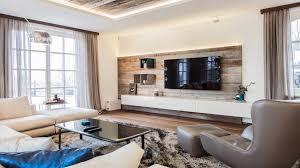 Offenes Wohnzimmer Modern Funvit Com Wandfarbe Zu Schwarz Weiße Möbel
