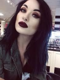imagenes de chavas rockeras maquillaje rockero para las chicas más atrevidas