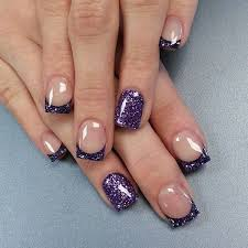 30 trendy purple nail designs you to see hative
