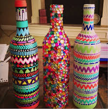 how to decorate a wine bottle for a gift decorated wine bottles pictures photos and images for