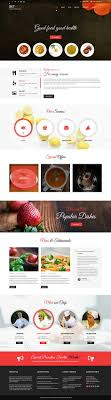 food and recipes theme for food blogging and recipe