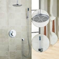 online get cheap tap shower hose aliexpress com alibaba group round ceilling chrome 8