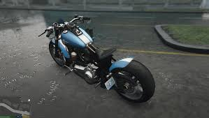 Harley Textured Black Paint - harley davidson fat boy lo racing bobber gta5 mods com