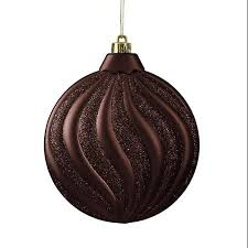 cheap chocolate brown ornaments find chocolate brown
