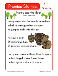 harry and the bear phonics pinterest bears phonics and