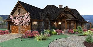 house plan 65867 cottage craftsman ranch plan with 1848 sq ft