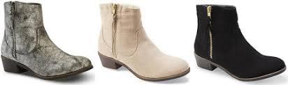 kmart womens boots 7 49 reg 30 s boots free