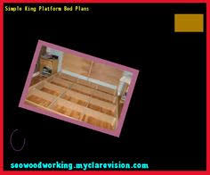 Simple King Platform Bed Plans by Platform Bed Plans With Drawers 110523 Woodworking Plans And