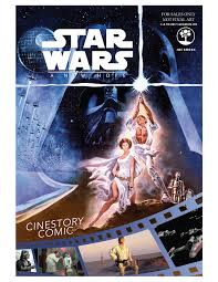 to celebrate the 40th anniversary of star wars episode iv a new