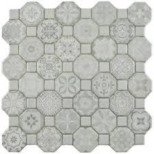 Black And White Ceramic Floor Tile Ceramic Floor Tiles Shop The Best Deals For Dec 2017 Overstock Com