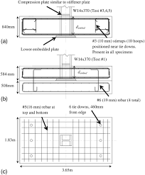 seismic performance of embedded column base connections subjected