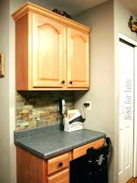 crown moulding ideas for kitchen cabinets kitchen cabinet crown molding ideas crown moulding ideas for