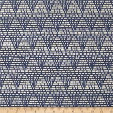 duralee home tagine upholstery jacquard navy discount designer