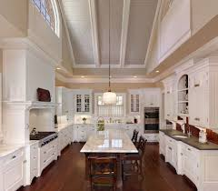 New Kitchen Lighting Ideas Entrancing Kitchen Lighting Ideas For High Ceilings Interior Home