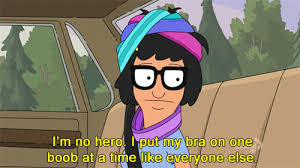 Tina Belcher Meme - 20 awkward but wise quotes from tina belcher weknowmemes