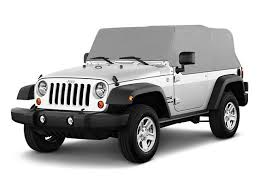 grey jeep wrangler 4 door rt off road wrangler cab only cover grey cc10609 07 18 wrangler