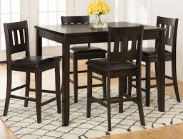 furniture counter high dining table walmart dining room tables