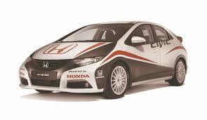 lego honda civic honda civic wtcc will make its race debut in october 2012