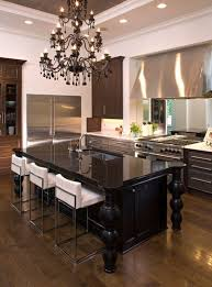 iron kitchen island amazing three tiered iron chandelier with glossy black
