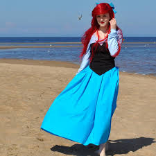 Mermaid Halloween Costume Adults Cheap Mermaid Dress Aliexpress