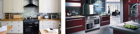 cuisine avec piano de cuisson piano de cuisson cuisinière grande largeur cuisinières grande