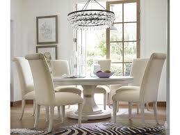 universal california malibu 7 piece dining set with round table